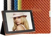 Чехол подставка  цвета для iPad 2 iPad 3 iPad 4