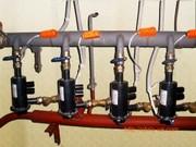 Электродный котел Обрій 27 кВт до 540 кв.м.