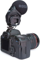 Микрофон для видеокамер Rode Stereo Video Mic Pro