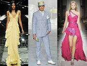 Для создания модной одежды