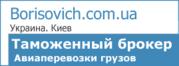 Таможенное оформление в Киеве и Борисполе (Аэропорт)