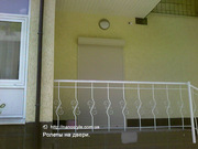 Ролеты защитные,  роллеты на окна Киев,  ворота