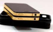 Золочение мобильных телефонов