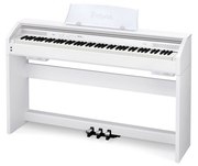 Цифровое пианино CASIO PRIVIA PX-750 we белого цвета