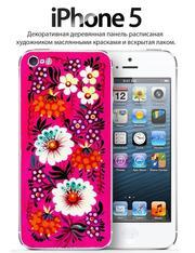 Художественная панель ручной работы под  Iphone5