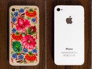 Панель  Iphone4-4s