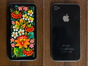 Панель ручной работы для Iphone4-4s