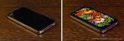 Художественная панель  для Iphone4-4s