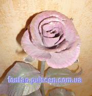 Сувениры подарки на праздники дни рождения Кованые розы Шкатулки булава