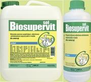 «Биосупервит»,   витаминно – аминокислотно – минеральный комплекс.