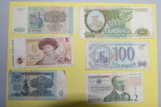 Банкноты стран мира,  деньги стран мира,