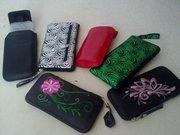Чехлы для телефонов кожа