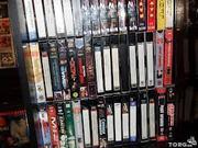 продам свою коллекцию аудио- видео- кассет