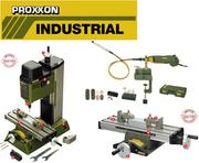 Электроинструмент Proxxon (Германия) со склада в Киеве.