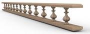 Мебельные балясины деревянные