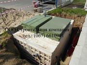 Канализация загородного дома,  очистные сооружения ТОПАС