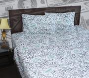 Комплект постельного белья из бязи-люкс