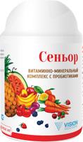 Сеньер высокоэффективные витамины для взрослых с пробиотиком