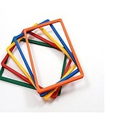 рекламная рамка формат А4 пластмассовая