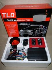 Автосигнализация TLD автомобильная охранная система