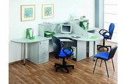 офисные столы с перегородками