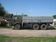 Продается КАМАЗ 5320 с прицепом ГКБ