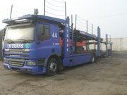 продаем автовозы с пробегом DAF CF75
