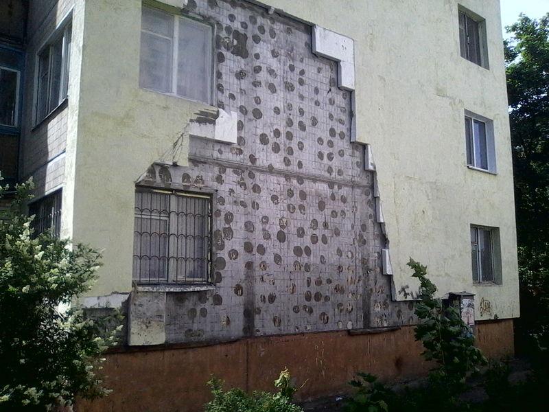Стоимость штукатурных работ по фасаду
