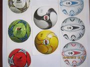 Мячи для игровых видов спорта