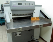 Бумагорезательное оборудование,  полиграфический резак,  резалка
