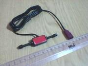 2G/3G антенна на липучке 824-960/1710-2170 МГц 3дБ с разъемом Fakra