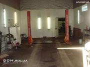 Сдам в аренду помещения под СТО Киев Соломенский