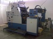 офсетная печатная листовая машина kba rapida 72 K