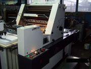 однокрасочная печатная офсетная листовая машина Dominant  714,  715