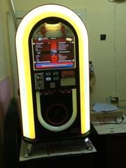 Музыкальный автомат ретро Lambardi Б/у