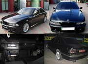 Продам BMW 525 Hamann
