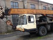 Продам автокран Днепр bumar КС-5473