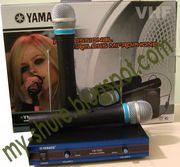 Продается радиосистема Yamaha YM-1000 VHF PRO. Купить в Киеве цена 520