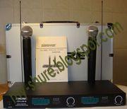 Купить Shure LX88-3 2 радиомикрофона SM58 цифр. дисплей Киев цена 850