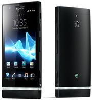 черный Sony Xperia P LT22i на Android