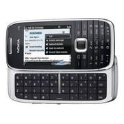 Новый Nokia E75 слайдер