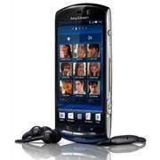 Sony Ericsson Xperia Neo Blue моноблок