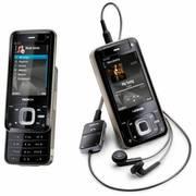 Nokia N81 8Gb слайдер