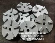 Алмазные шлифсегменты для плоскошлифовальных машин