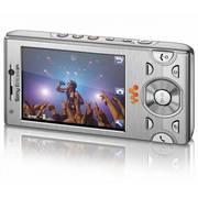 Новый Sony Ericsson W995 Silver