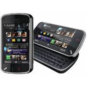 Nokia N97 боковой слайдер