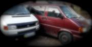 Volkswagen Transporter T4 по запчастям