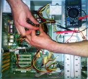 Сервисный центр по ремонту компютерной техники.