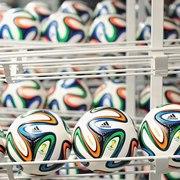 Футбольный мяч Adidas Brazuca Official Match Ball купить в Киеве
