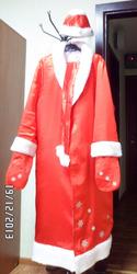 Костюм Деда Мороза. Купить,  продаю,  недорого,  цена.